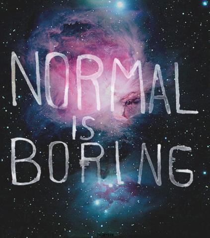 Quién es normal?