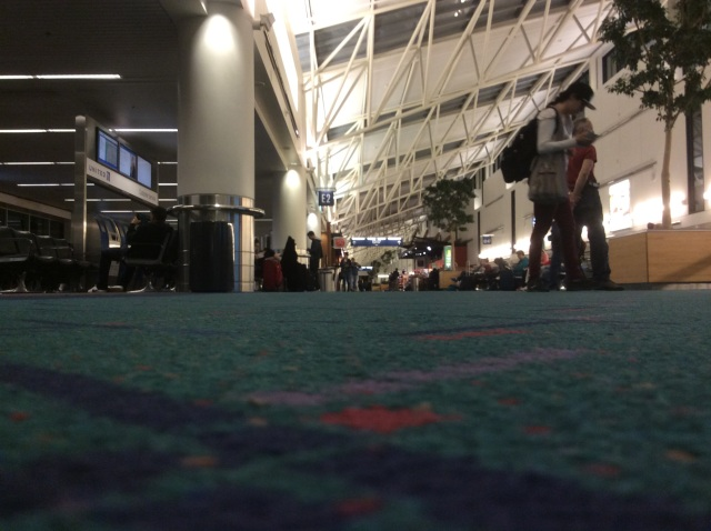 Pdx airport