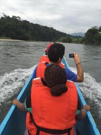 viajando a lo desconocido en Panama