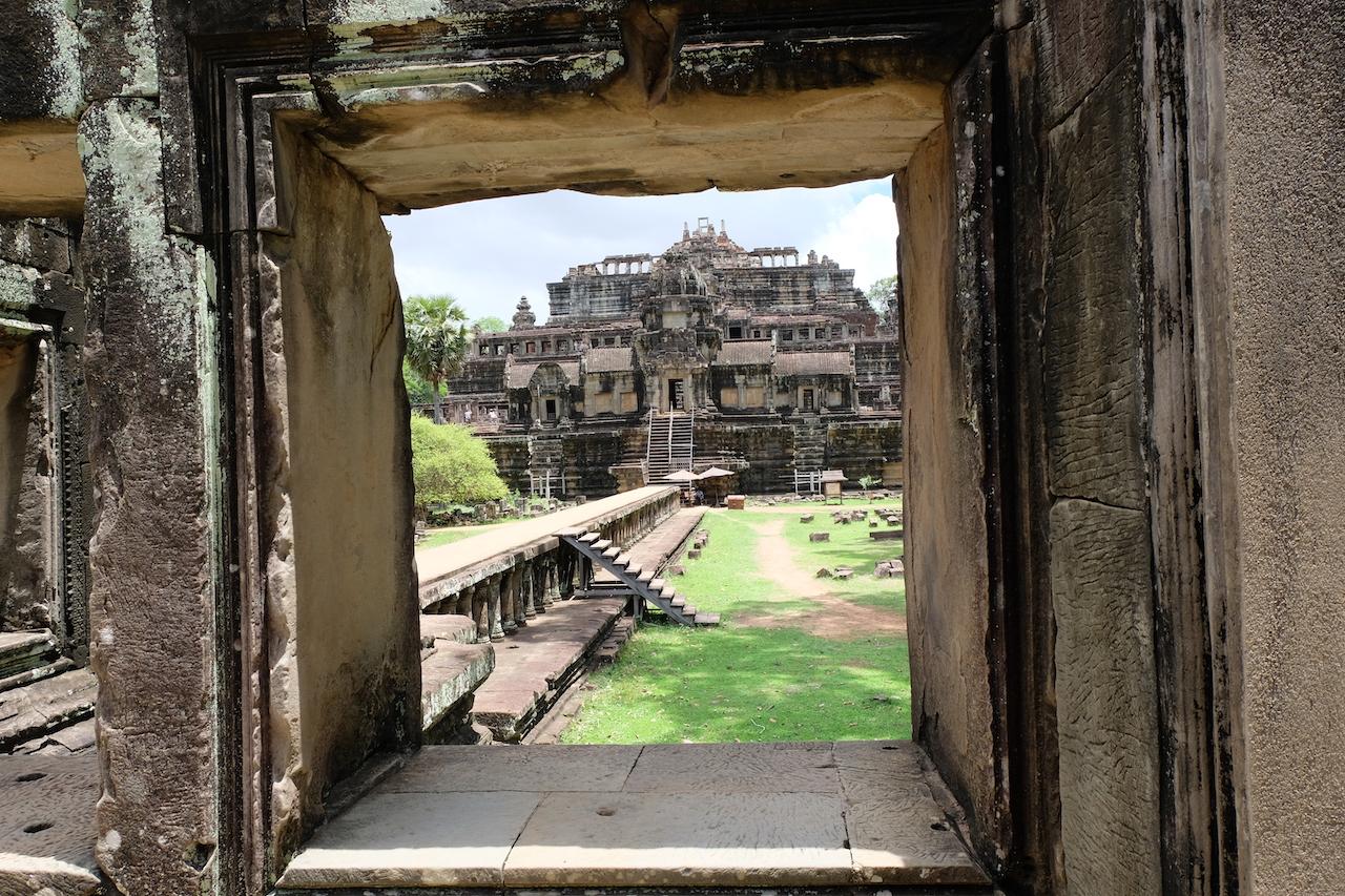 Templos en Cambodia